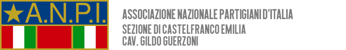 ANPI Castelfranco Emilia Logo